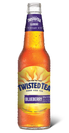 Twisted Tea Blueberry