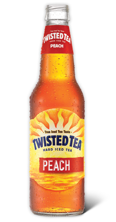 Twisted Tea Peach