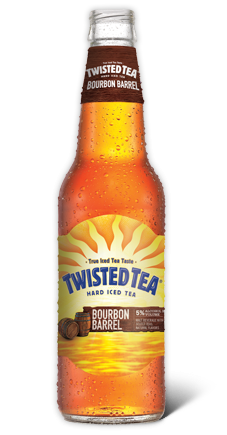 Twisted Tea Bourbon Barrel